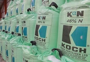 Koch Fertilser: New nitrogen fertiliser choice for Britain's farmers