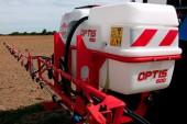 Kuhn: Economical new Optis mounted sprayer
