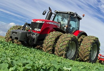 Massey Ferguson: SCR engines extended to whole 8600 Series
