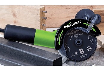 Spaldings: Evolution twin-blade saw joins workshop range