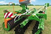 Amazone: GreenDrill for catch-crop sowing