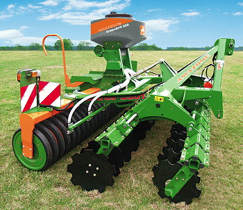 Amazone Greendrill For Catch Crop Sowing