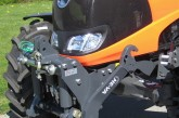 Opico: New front linkage for Kubota M130X tractors