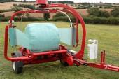 Kverneland: Bale wrapper range unveiled