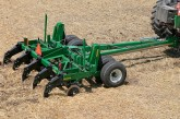 Simba Great Plains: In-Line subsoiler on show