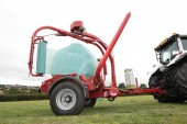 Vicon: Grassland launch for bale wrappers