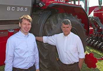 Horsch: Partnership with Leeb forms new plant protection company