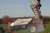 Kuhn: Oceanis trailed sprayer at Cereals 2011