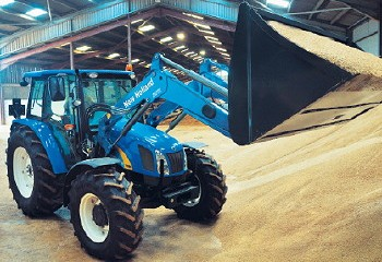 New Holland: Front loader deal signed with Lynx Engineering