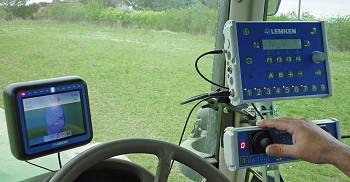 Lemken: Sirius sprayer options ease operation