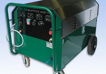 Spaldings: Nilfisk DTE400HM pressure washer