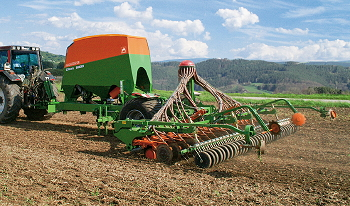 Amazone: 6m Citan solo seed drill now available