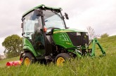 John Deere: 1R Series sub-compact model launched