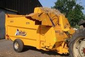 JF-Stoll: New shredders and feeders launched