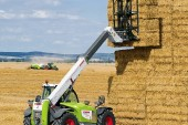Claas: Smart Handling system prevents overloads