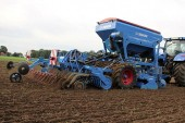 Lemken: 3m Compact-Solitair drill on the way