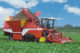 Grimme: Maxtron harvester updates for 2012