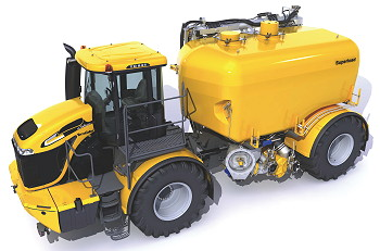 Challenger: TerraGator 845 offers productivity and economy