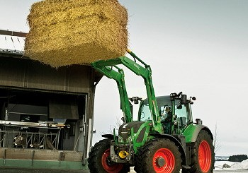 Fendt: The CargoProfi is an intelligent front loader