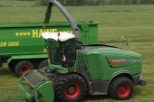 Fendt: Katana 65 forager on show at Agritechnica