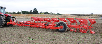 Kuhn: Multi-Leader extends semi-mounted plough range | What's new ...