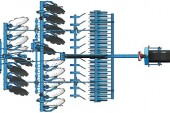Lemken: New compact disc harrow