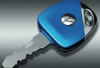 New Holland: Agritechnica medal for Smart Key concept