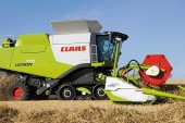 Claas: Revised Lexion offering for 2011 revealed
