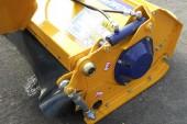 Bomford: New hydraulic roller ensures a clean cut