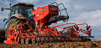 Kuhn: New folding options in combination drill range