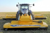New Holland: MegaCutter disc mower combination launched