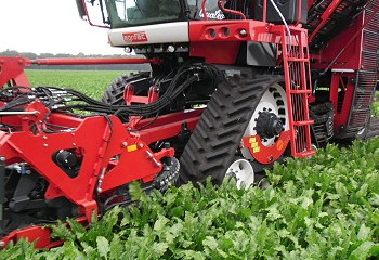 Agrifac: Quatro now available with tracks