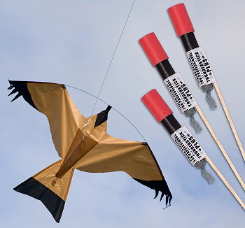 Spaldings: Kites and rockets added to bird-scaring range