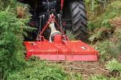 Broadwood International: Wessex Scrubmaster rotary slasher