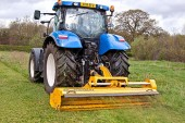 McConnel: Magnum Euro open flail mower