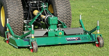 Wessex: ProLine CR Series rotary mowers