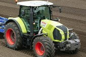 Claas: Arion tractors updated for Stage IIIB