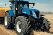 New Holland: Advanced tractor braking now available