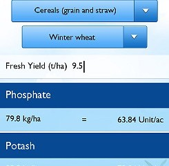 Agrovista: Arable app for growers and advisers