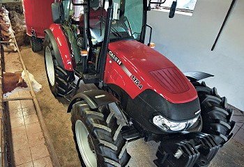 Case IH: Complete Farmall line-up now available
