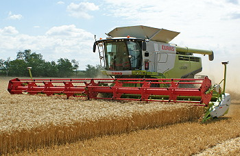 Claas: New Lexion raises the output standard