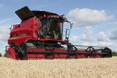 Case IH: Improved cab for 2013 combines