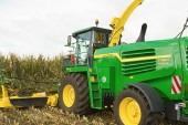 Johh Deere: 7080 Series foragers launched for 2013