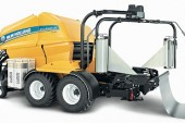 New Holland: Fixed-chamber Roll Baler models unveiled