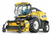 New Holland: Updated FR forager range