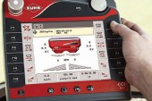 Kuhn: Axis fertiliser spreaders now even more accurate