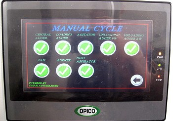 Opico: New programming and messaging systems for dryers