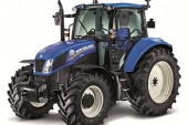 New Holland: Electro Command T5 tractor launched