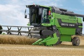 Deutz-Fahr: New engines for 2013 combine offering
