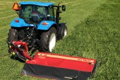 Vicon: Plain-disc Extra mowers launched for 2013